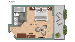 Double room Lenzspitze