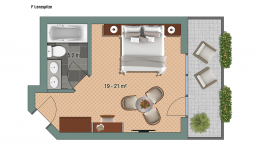 Doppelzimmer Doppelzimmer Lenzspitze