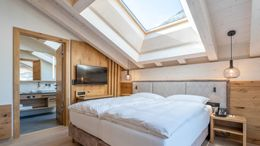 """chambres doubles Chambre double """"Nordend"""" Confort - 2 2/6"""