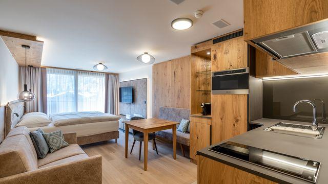 """Junior Suite """"Stockhorn"""" View"""