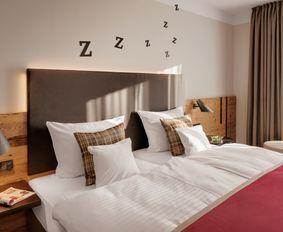 Feel-good room #2 - Hotel Traumschmiede in Unterneukirchen