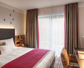 Balcony room #3 - Hotel Traumschmiede in Unterneukirchen