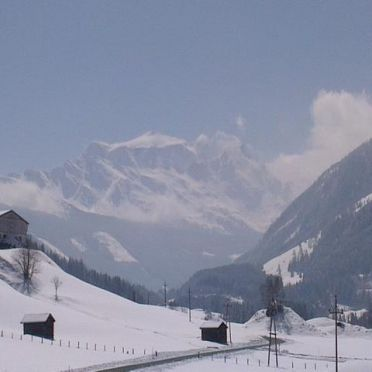 Jagdhütte Hohe Tauern, Aussicht