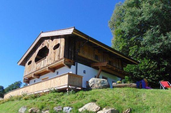 Hennleiten Hütte, Sommer