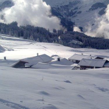 Untere Brunnalm, Winter