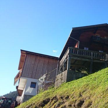 Bauernhaus Brandberg, Sommer