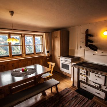 Küche , Bauernhaus Brandberg, Mayrhofen, Tirol, Tirol, Österreich
