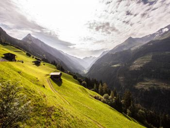 Bauernhaus Brandberg - Tyrol - Austria