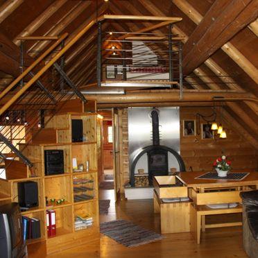 Gregor Peter Hütte, Livingroom