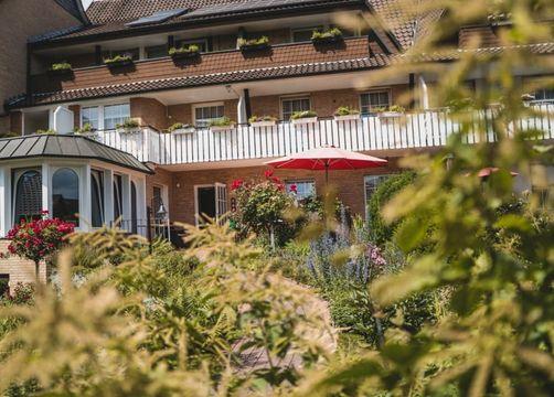 BIO HOTEL Melter: Außenansicht - Bio-Hotel Melter, Bad Laer, Niedersachsen, Deutschland