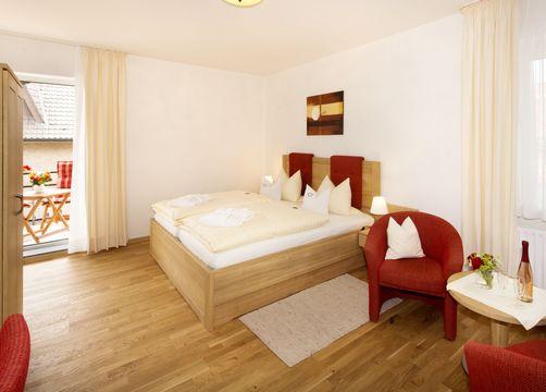 BIO HOTEL Melter: Zimmer - Bio-Hotel Melter, Bad Laer, Niedersachsen, Deutschland