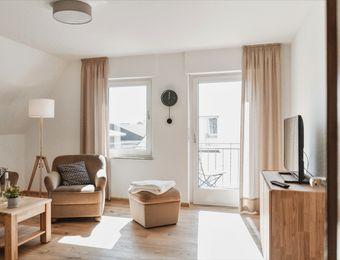 Appartement Gästehaus - Bio-Hotel Melter