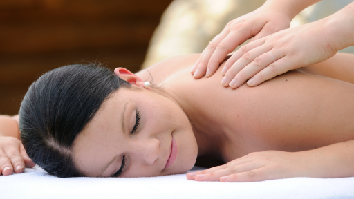Biohotel Gerbehof: Massage