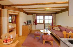 Suite | Organic country hotel garni (2/3) - Naturresort Gerbehof