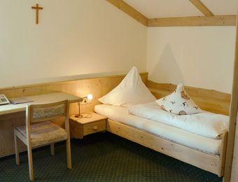 Single room | pension - Naturresort Gerbehof
