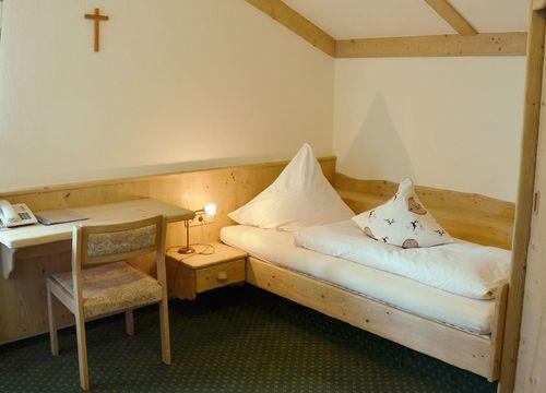 Single room | pension (1/1) - Naturresort Gerbehof