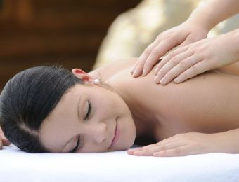 Biohotel Gerbehof: Wohltuende Massage