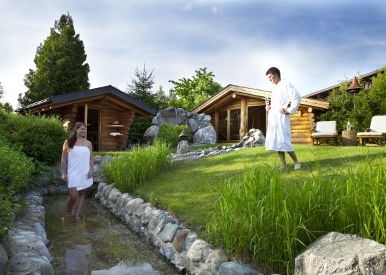 Wellness - Naturresort Gerbehof