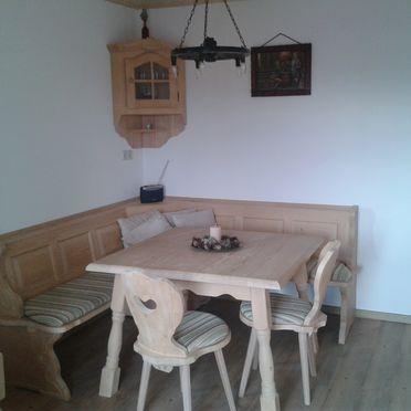 Lärchenhütte , Wohnstube