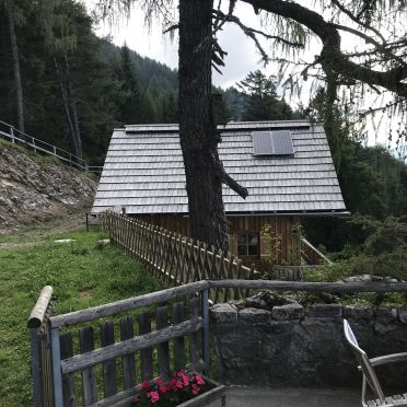 Summer, Lärchenhütte  in Hermagor, Kärnten, Carinthia , Austria