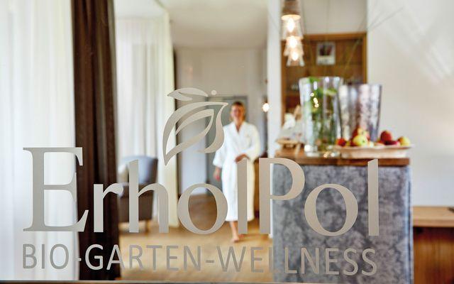 Biohotel Rupertus: Wellness-Bereich
