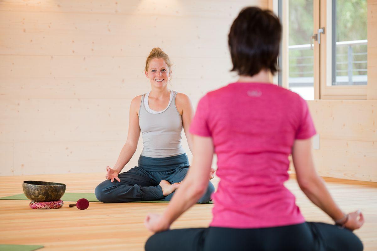 3 Tage Yoga Auszeit im Biohotel - Anreise Sonntag.