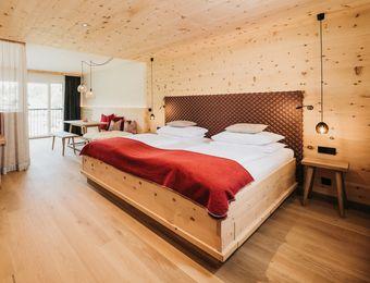 Ulteriore bagliore della suite Pine - Biohotel Rupertus
