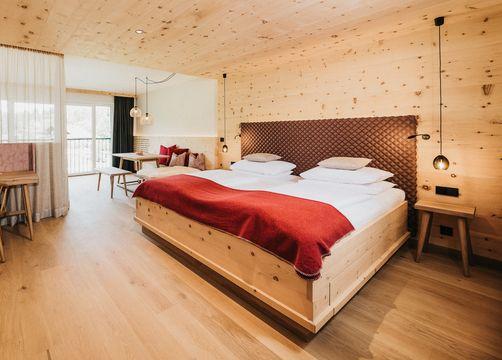 Ulteriore bagliore della suite Pine (1/6) - Biohotel Rupertus