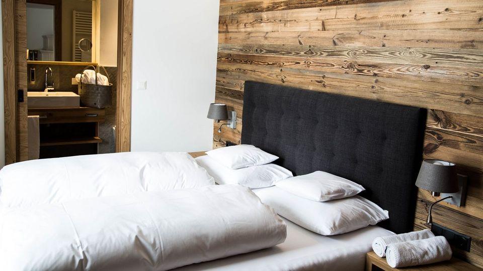 Double room Zugspitze