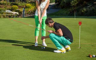 Golf-Verbesserungskurs (Voraussetzung: Platzreife)