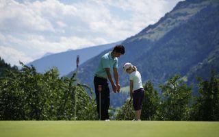 Golf Junior-Schnupperkurs (für 7- bis 12-jährige)