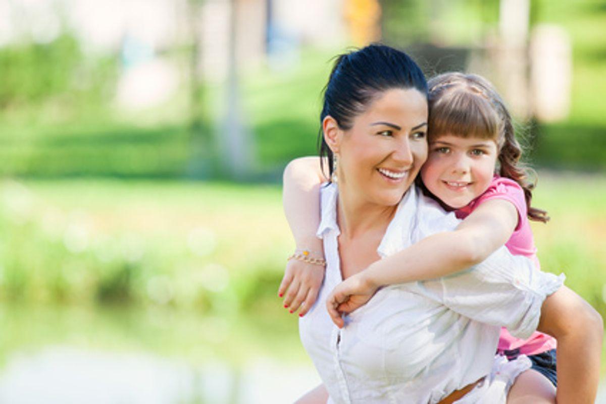 Single mit Kind Urlaub im AIGO