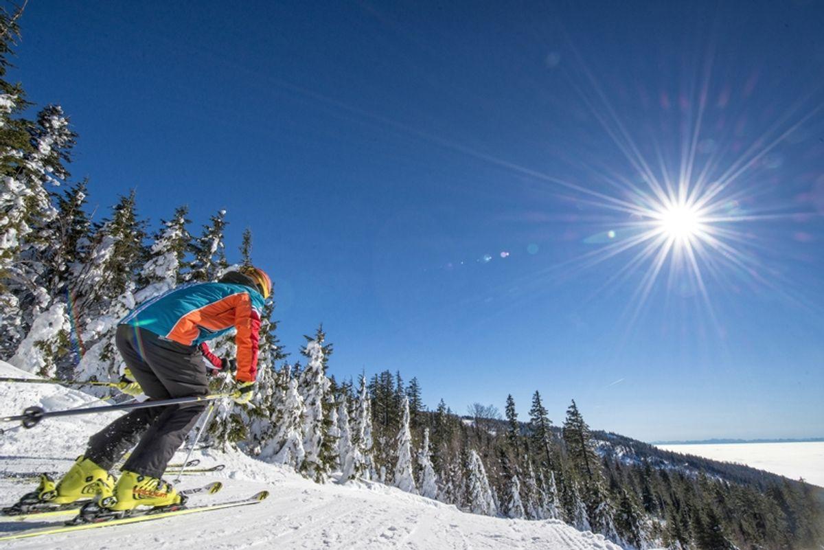 Eltern - Skiurlaub