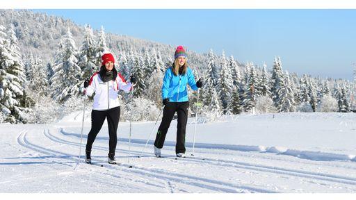 Garantiertes Langlaufvergnügen im gesamten Winter