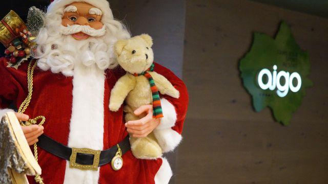 Weihnachten im AIGO