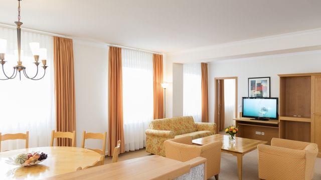 Apartment Suite | 100 qm - 3-Raum