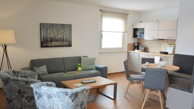 Residenz am Elldus Resort:  Wohnung 5 | 70 qm - 2-Raum