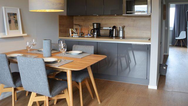 Residenz am Elldus Resort:  Wohnung 8 | 50 qm - 2,5-Raum
