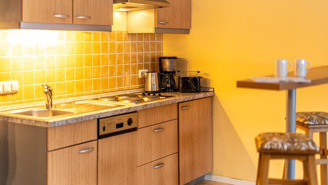 Apartment Classic | 56 qm - 2-Raum