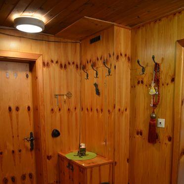 Sagmeister Hütte, Vorraum