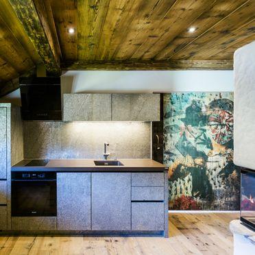 Chalet Almrausch, Küche