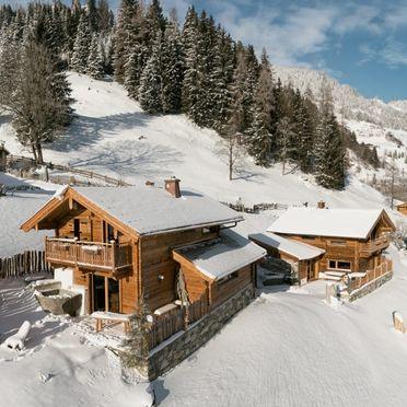Winter, Chalet Almrausch in Großarl, Salzburg, Salzburg, Österreich