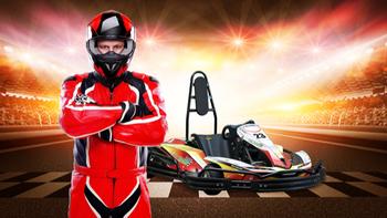Elektro-Kart-Racing im Hotel (nach Verfügbarkeit)