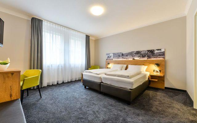 Hotel Zimmer: Classiczimmer - Hotel Sonne Gengenbach