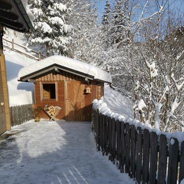 Gartenhäuschen, Rengerberg Hütte, Bad Vigaun, Salzburg, Salzburg, Österreich