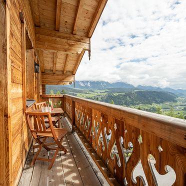 mountain view, Alpine Lodge App. II, Pichl , Steiermark, Styria , Austria