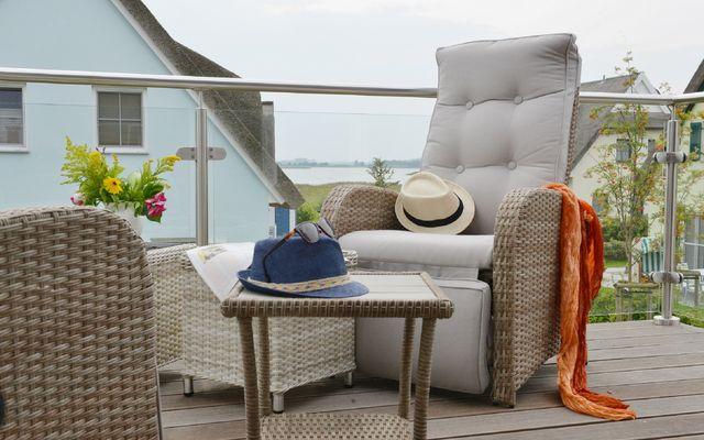 Ein Balkon zum Relaxen!