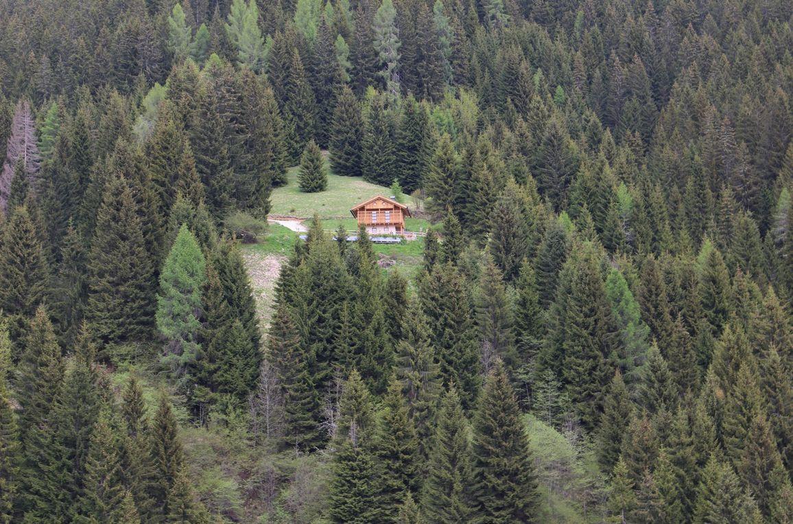 Costetoi Hütte, Lage