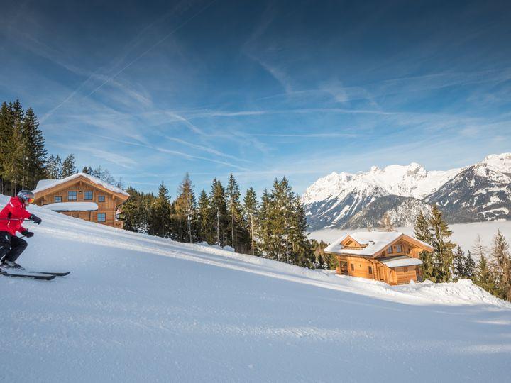 Weihnachten Skiurlaub 2019.Urlaub über Weihnachten 2019 In Berghütten Mieten Almhütten Und