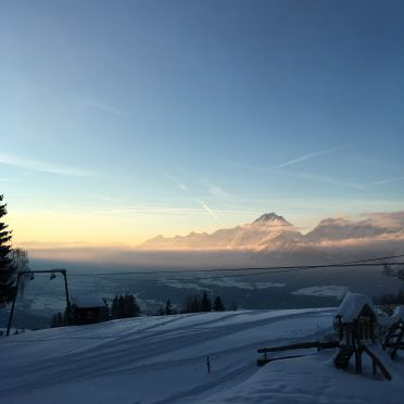 Chalet Friedenalm, view